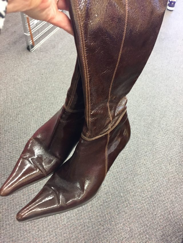 the boots from hell