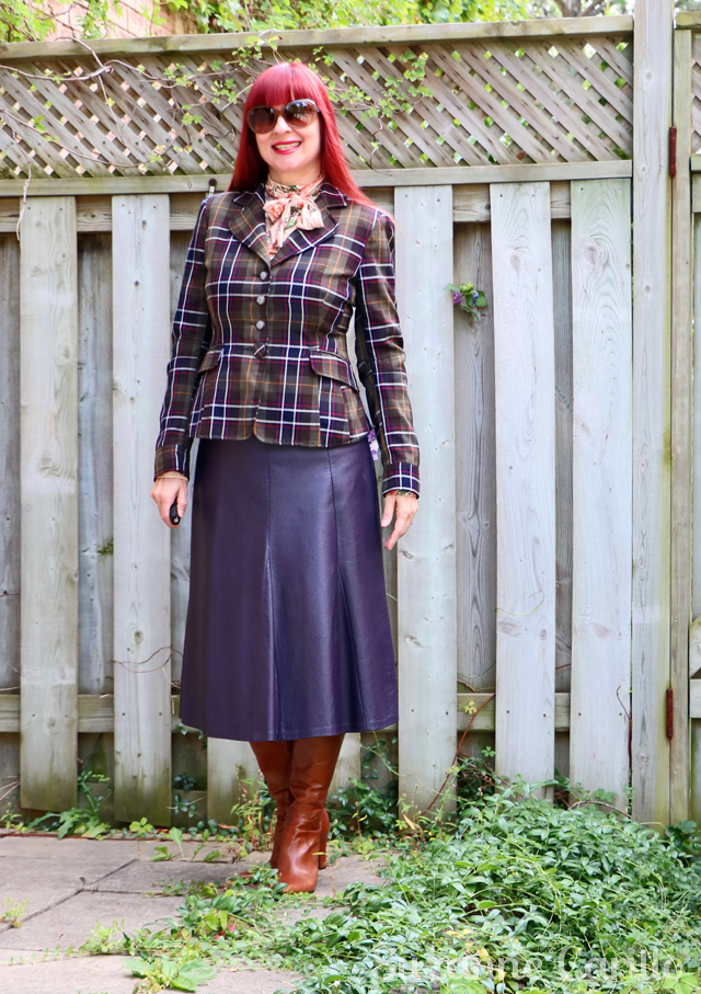 fall style over 50 suzanne carillo