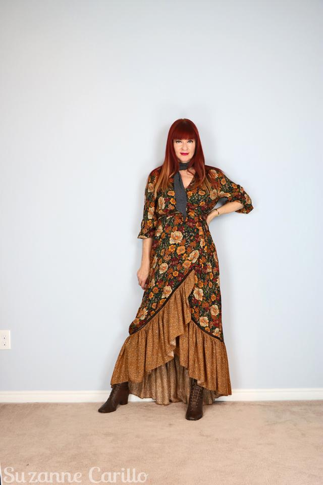 boho style over 50 suzanne carillo