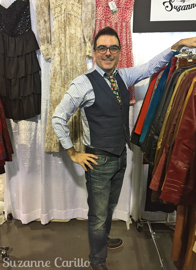 robert toronto vintage clothing show 2018