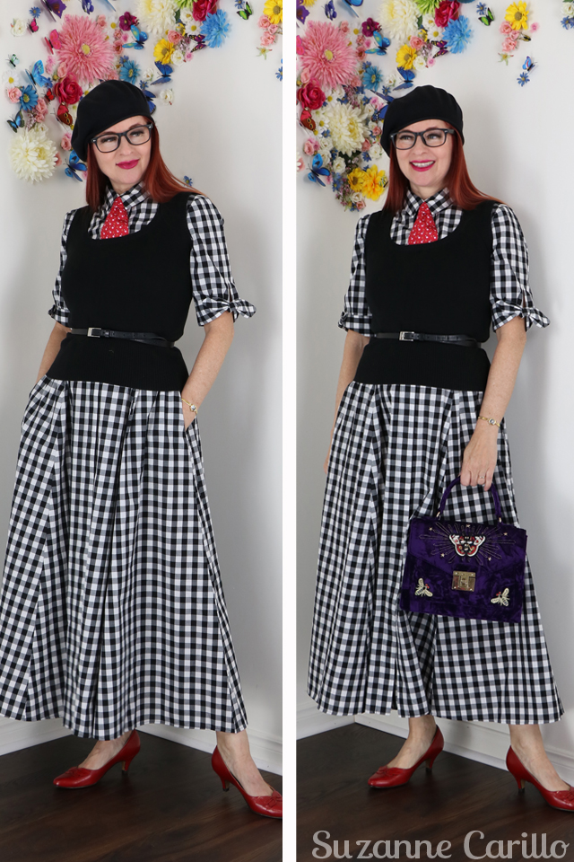 style gingham for spring suzanne carillo
