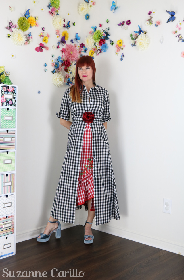 style gingham with gingham for spring suzanne carillo style
