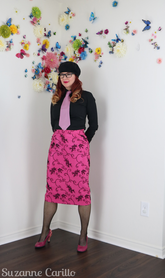 wear vintage clothing over 40 suzanne carillo