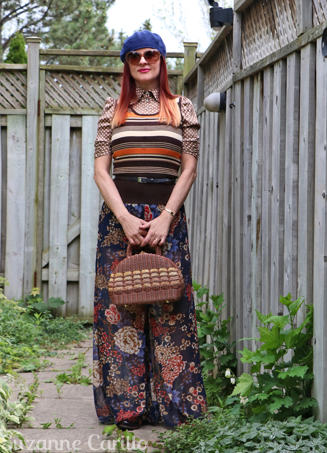 how to wear palazzo pants over 40 suzanne carillo