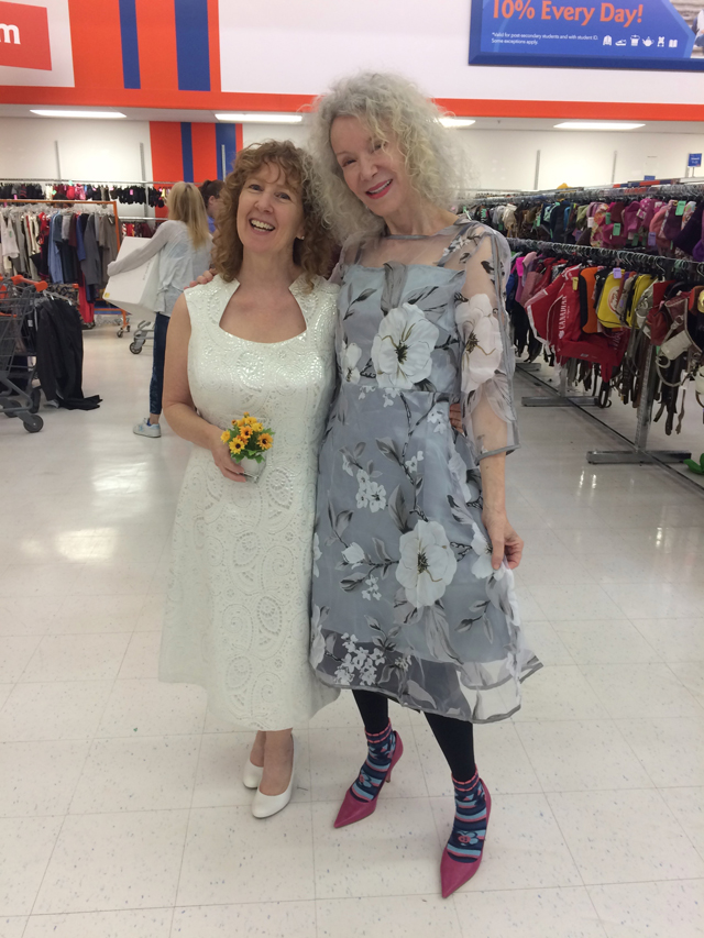 sue a colourful canvas patti not dead yet style bridesmaids Talize