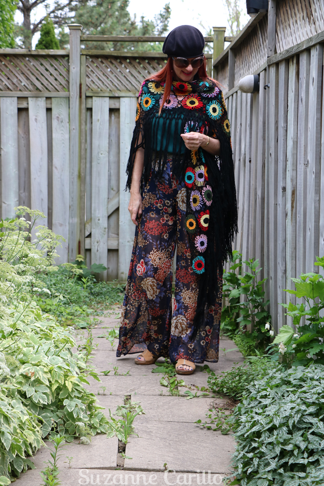 how to wear boho over 40 suzanne carillo
