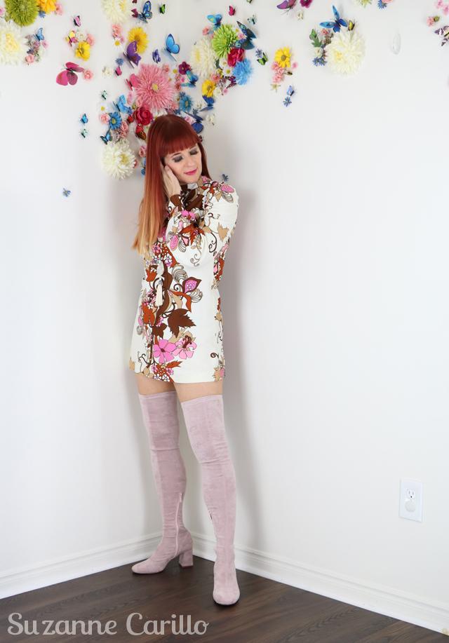 1960s vintage mini dress for sale