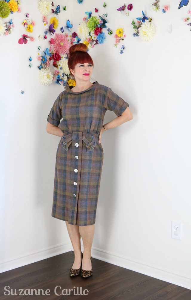 1950s wiggle dress suzanne carillo