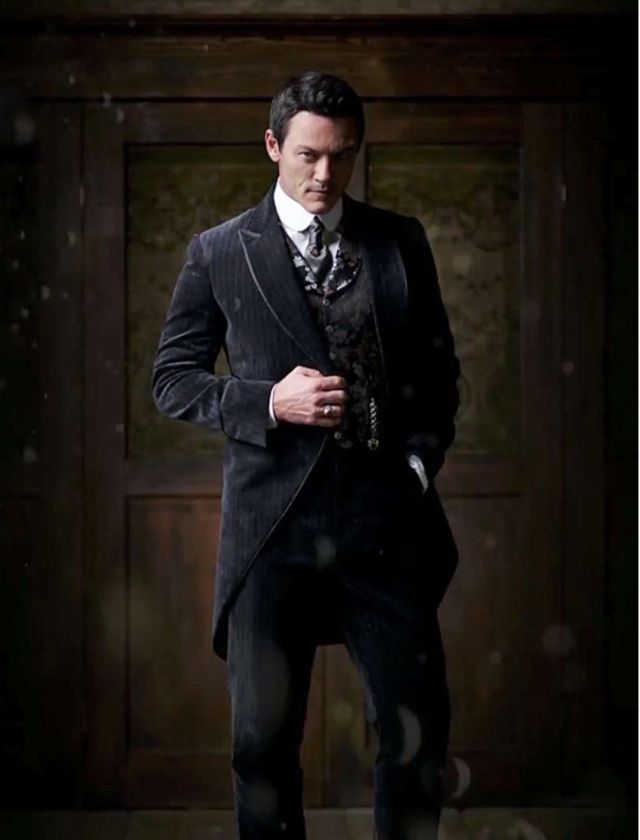 luke evans the alienist