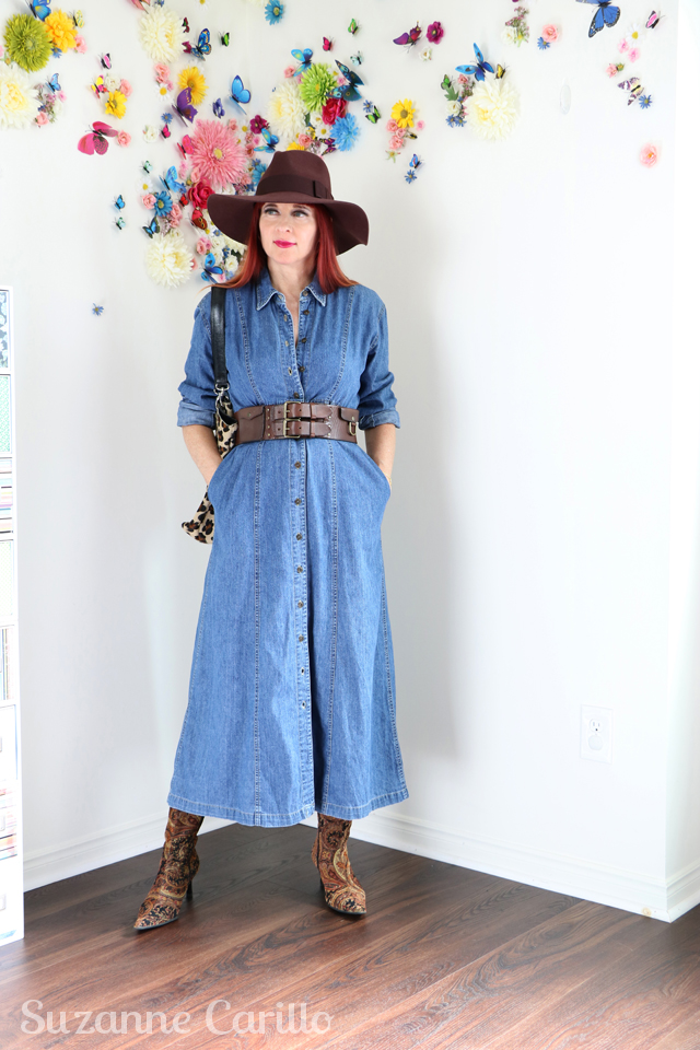 western inspired outfit suzanne carillo style over 50 640
