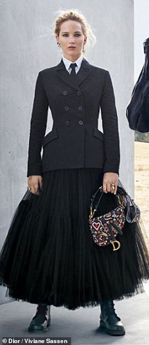 tulle skirt dior style