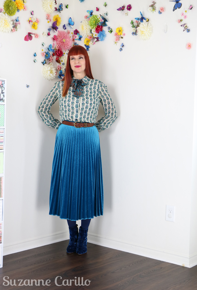 Thrifted eclectic style by suzanne carillo