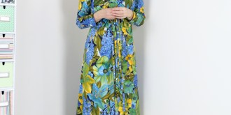 Gratitude Found vintage hawaiian dress suzanne carillo