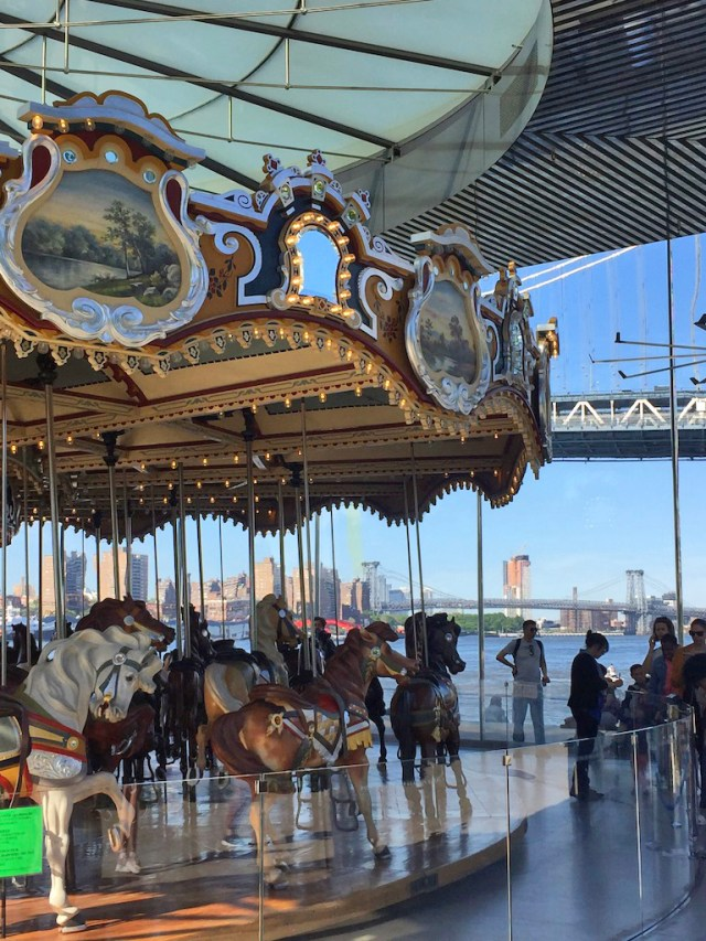 carousel nyc dumbo suzanne carillo