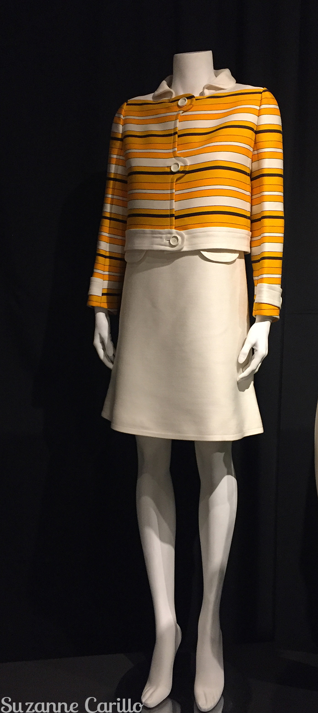 1960s dress fashion history museum ontario