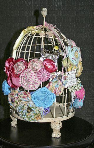 Bird cage 500