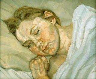 Sleeping-head
