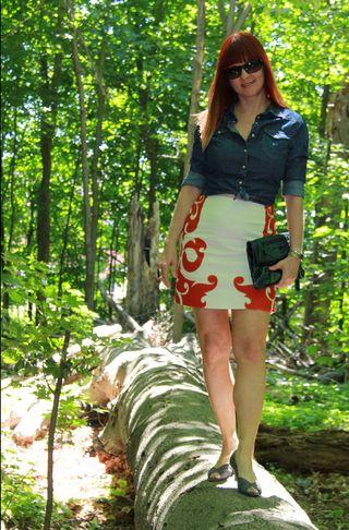 Log walking