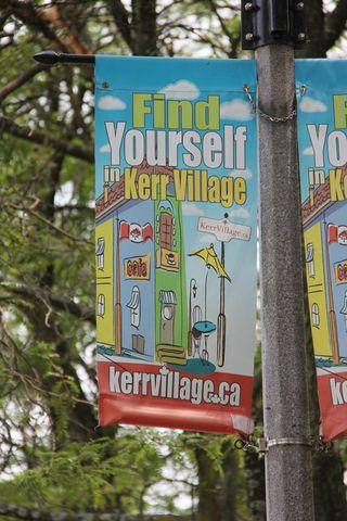 Kerr village