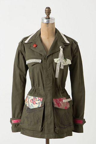 Anthro jacket