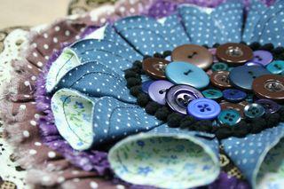 Button close up
