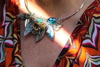 Belle boutique necklace