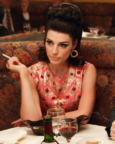 Megan mad men