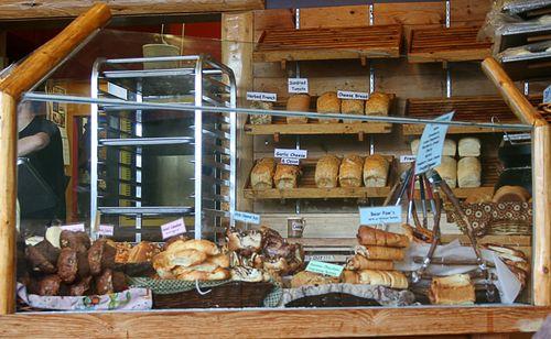 Bears claw bakery jasper alberta