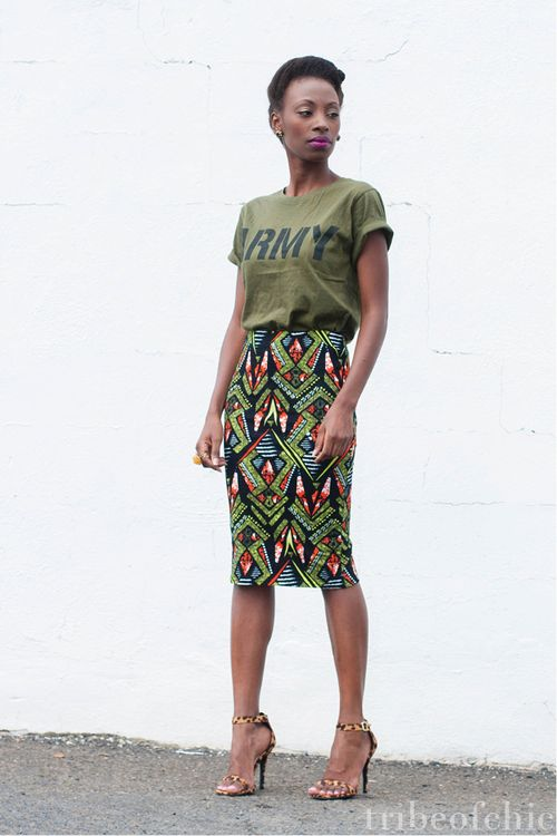 Tribe of chic top five