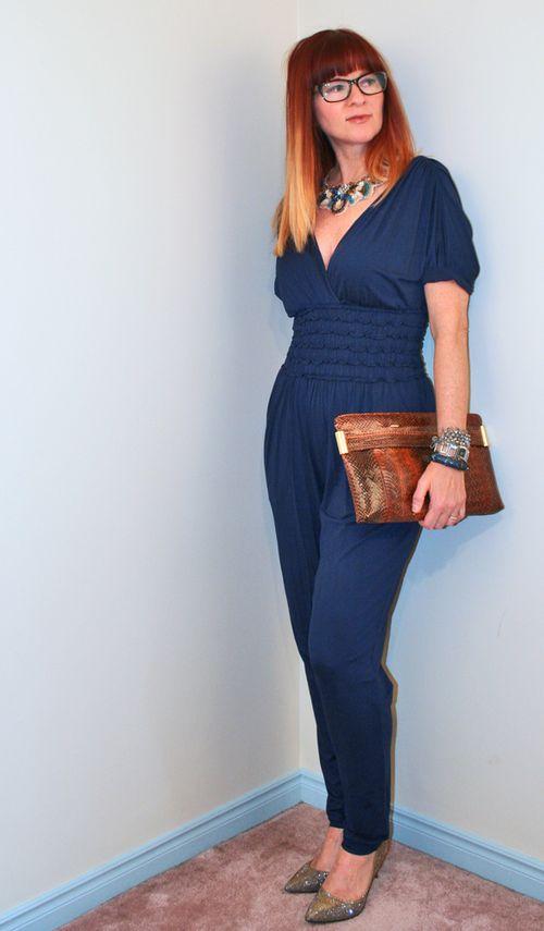 Blue jumpsuit top five