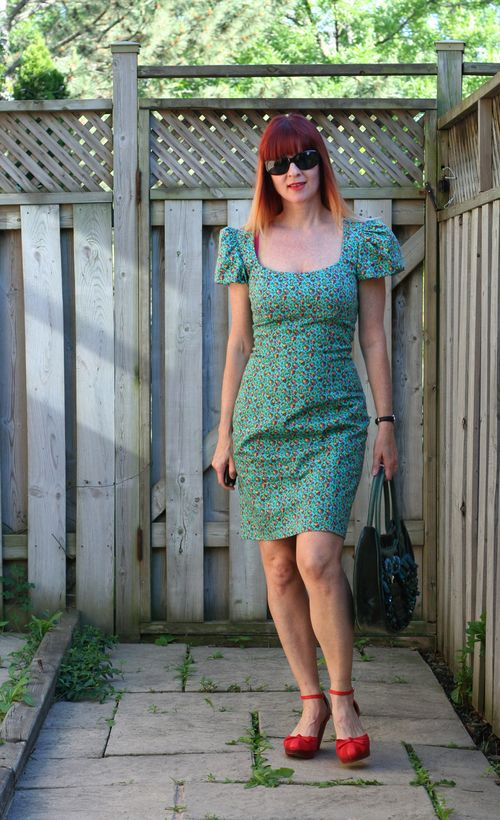 Fitted betsy johnson dress suzanne carillo style files