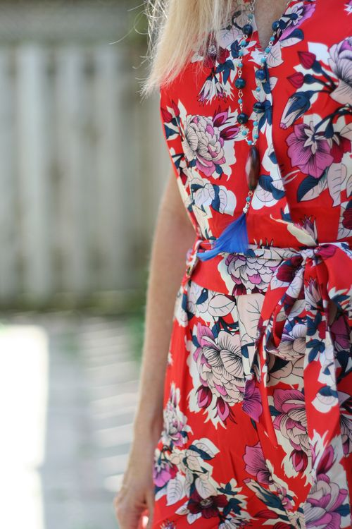 Flower district romper by anthropologie suzanne carillo style files