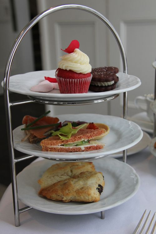 High tea langdon hall