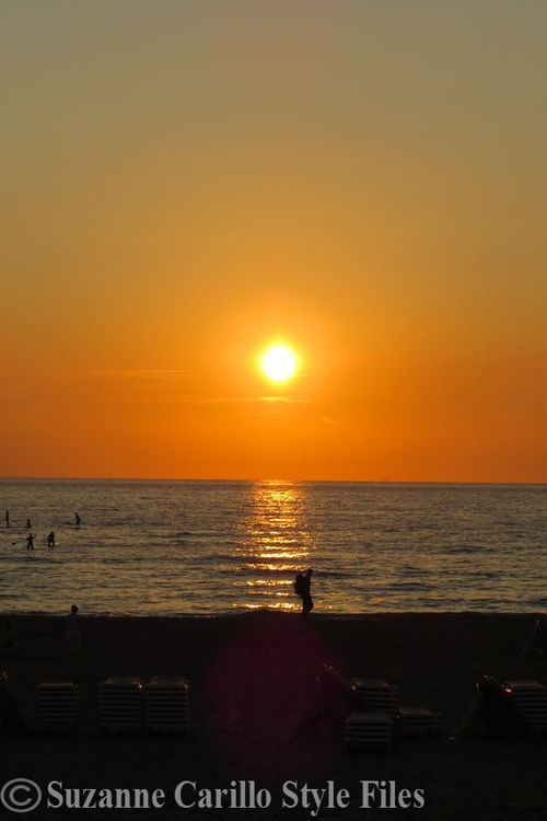 Sunset the netherlands beach suzanne carillo style files copy