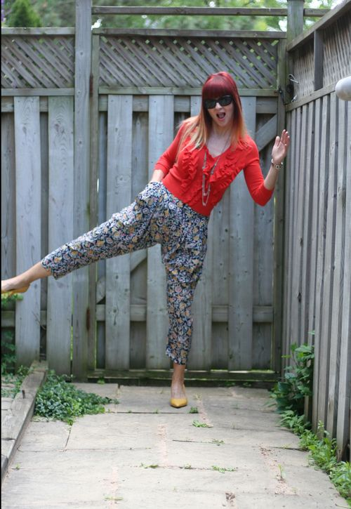 How to rock harem pants suzanne carillo style files