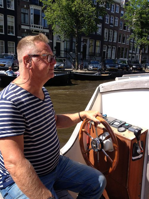 Ron the renaissance man boating amsterdam suzanne carillo style files
