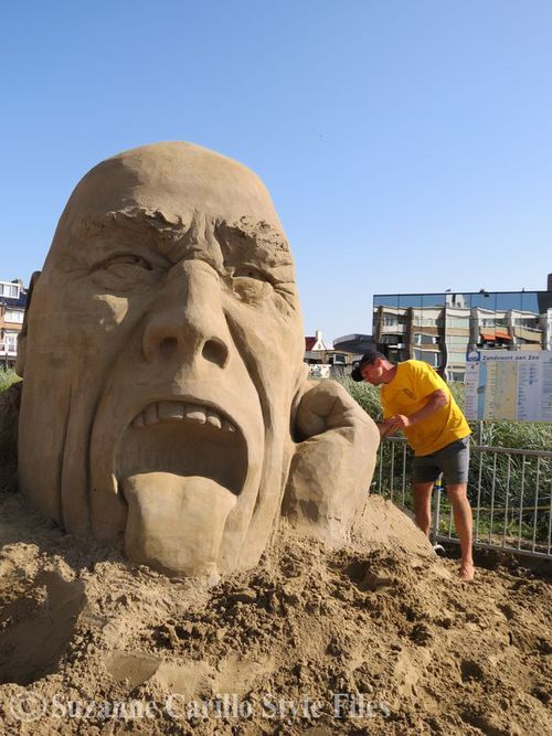 Sand sculpture netherlands suzanne carillo style files copy