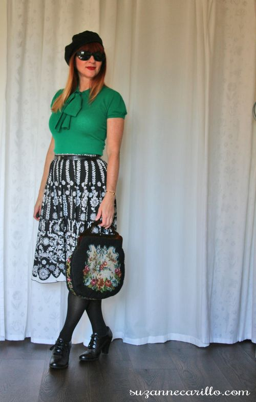 How to style vintage contemporary suzanne carillo