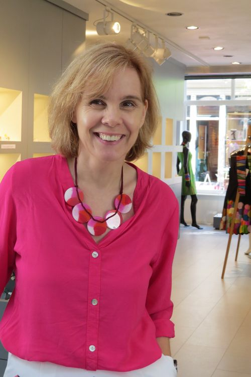 Sylvia van de Logt 40+ style