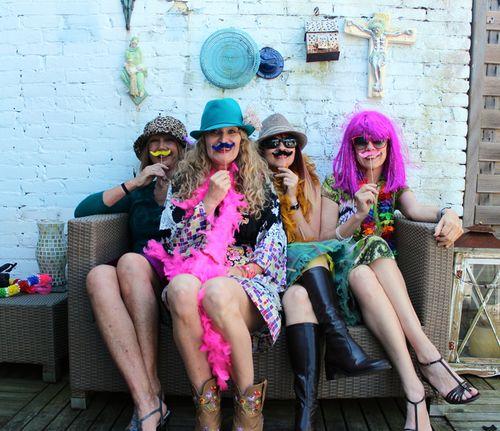 Style bloggers go wild