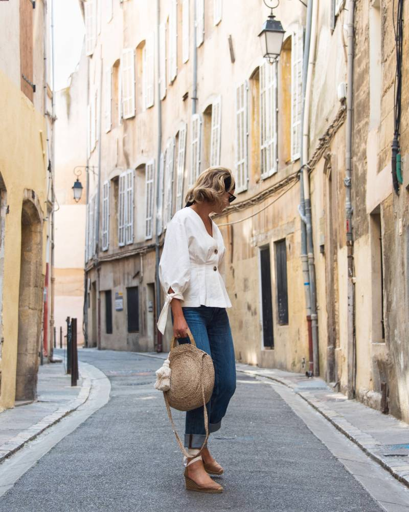 How to Wear Linen