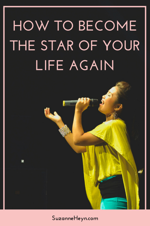 Ever feel like you've lost your power and looking for approval from everyone around you? Click to read this article to love yourself and become the star in your life.