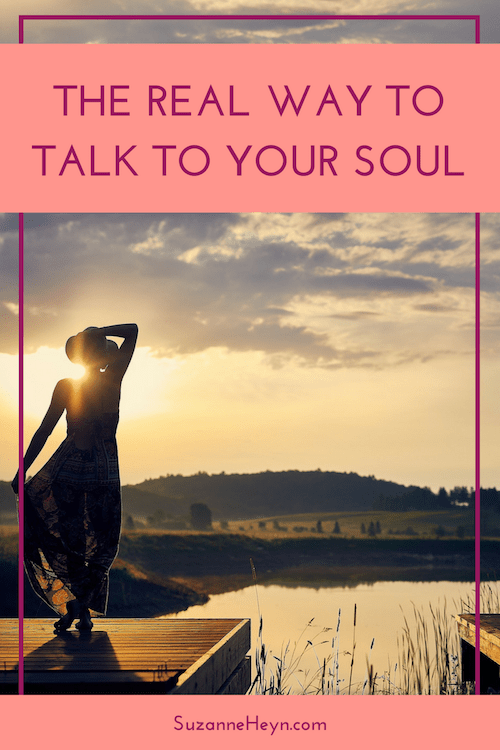 guide for free spirits who want to talk to their souls, hear their intuition and find their life purpose.