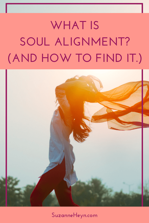 what is soul alignment spirituality life purpose meditation self-love self-care