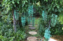 Jade vine 2 by Suzanne Hosang