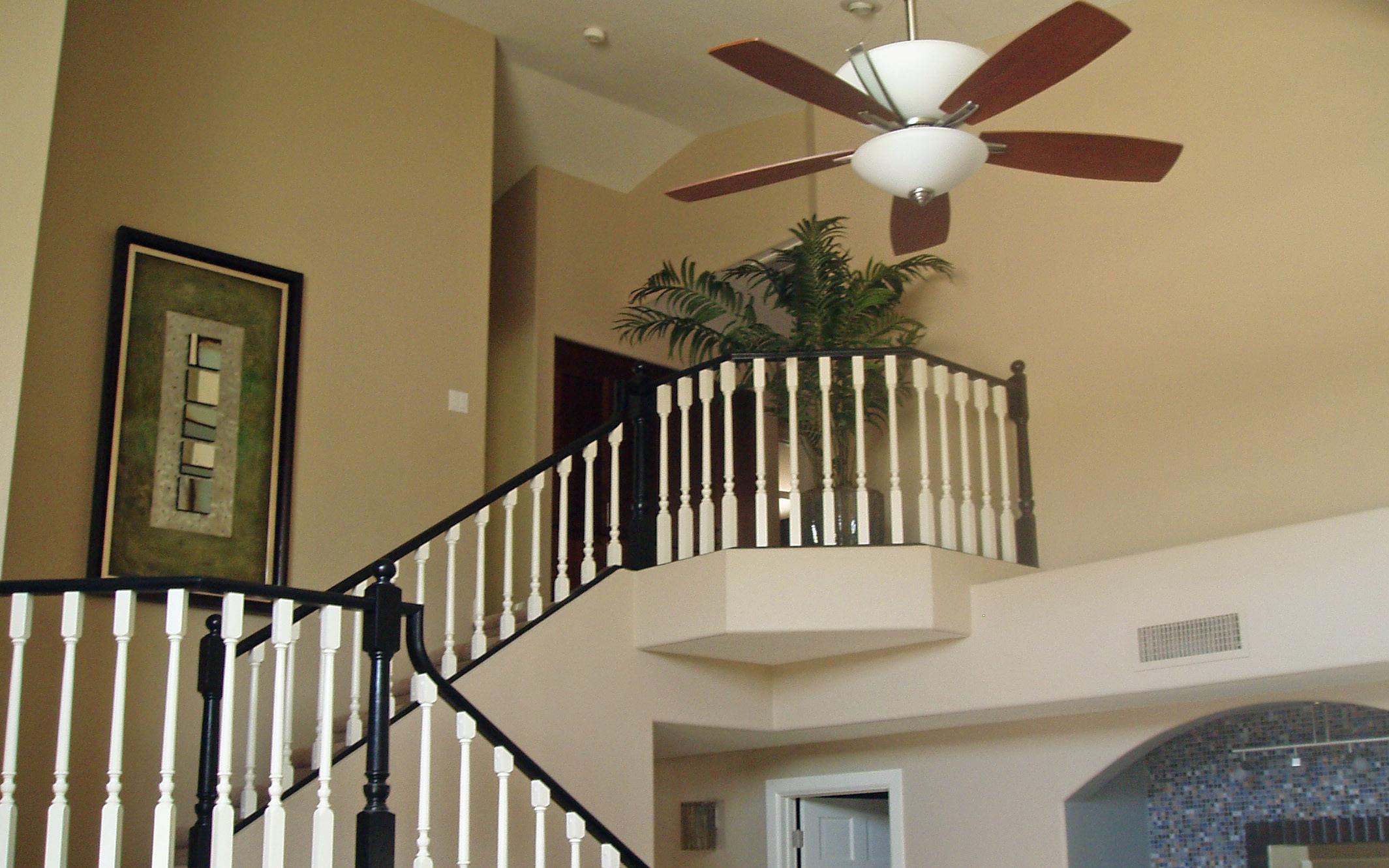 Stairwell After Art & Accessories