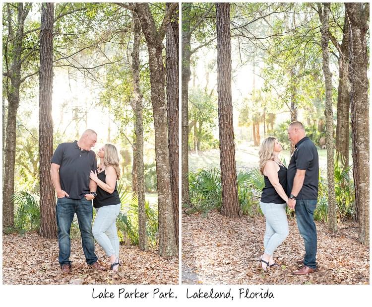 Lake Parker Park Engagement Session_0000
