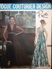 Vogue 2249 (Pucci)