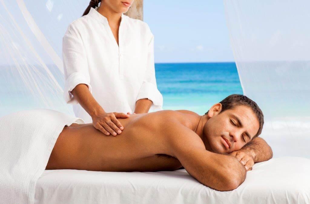 Los Cabos Massage men Luxury in villa service spa