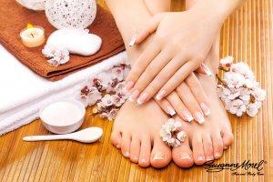 Manicures Pedicures